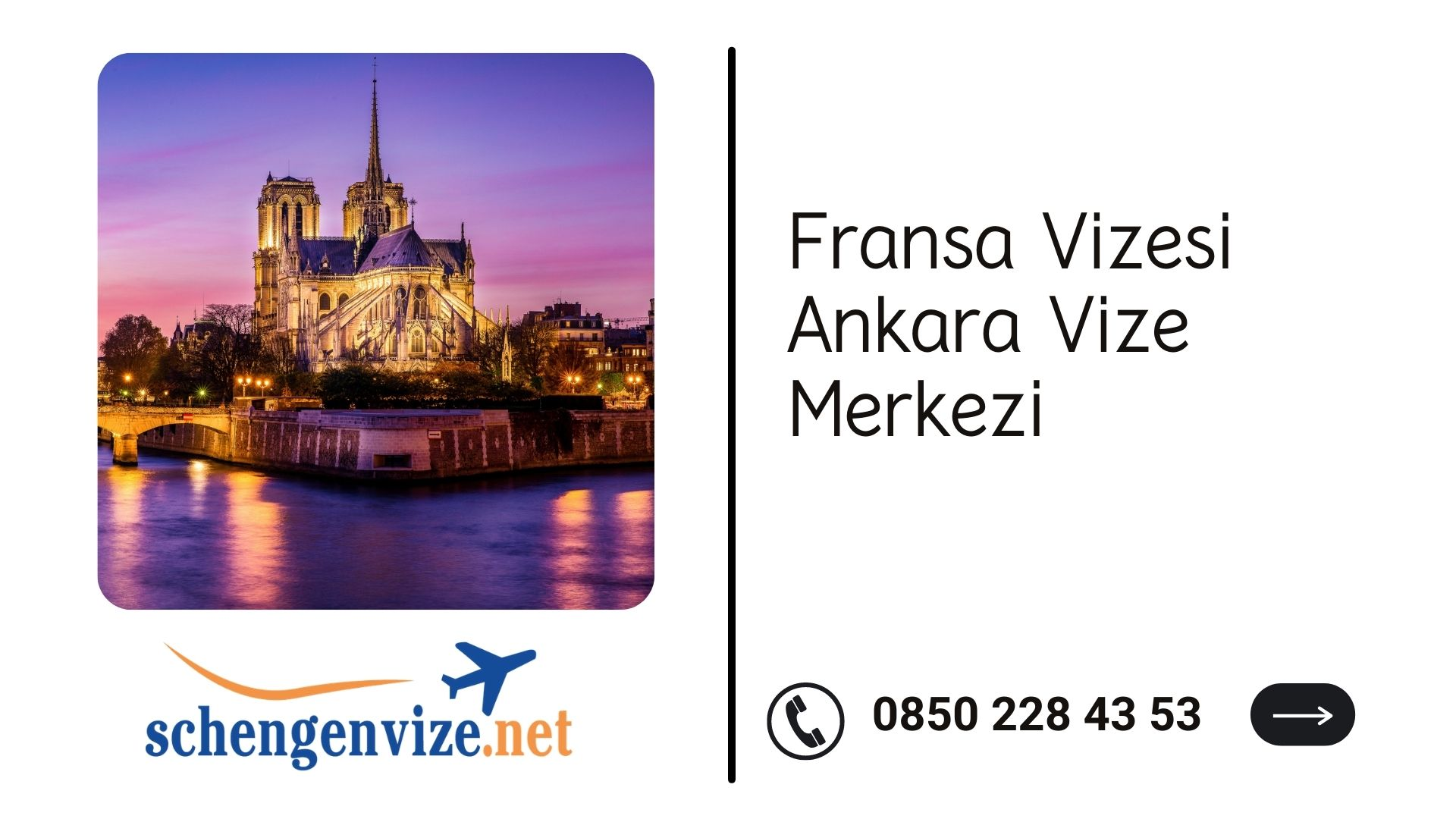 Fransa Vizesi Ankara Vize Merkezi