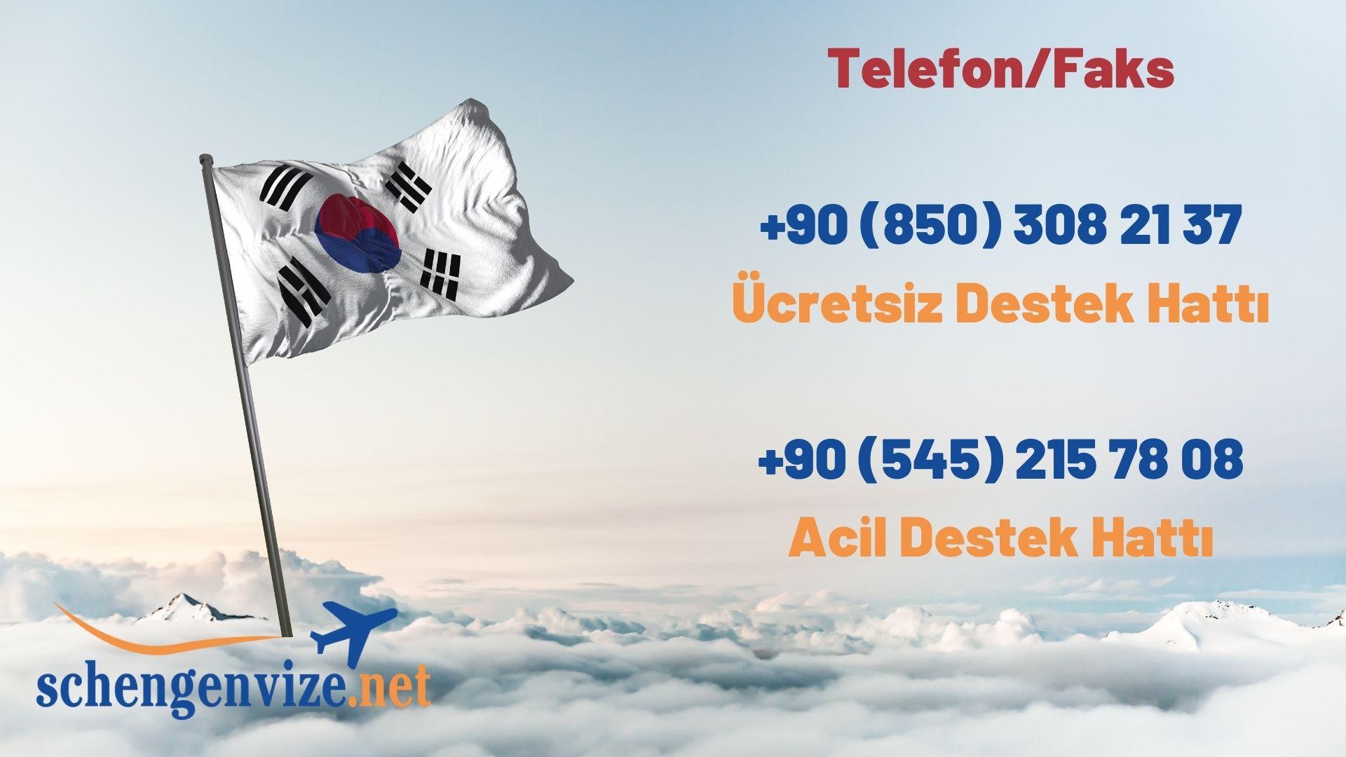 Güney Kore Vize İstiyor mu?