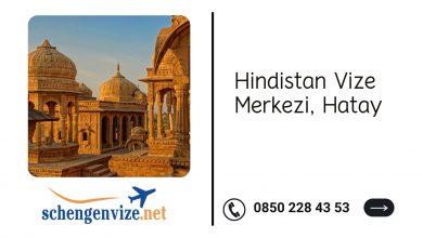 Hindistan Vize Merkezi, Hatay