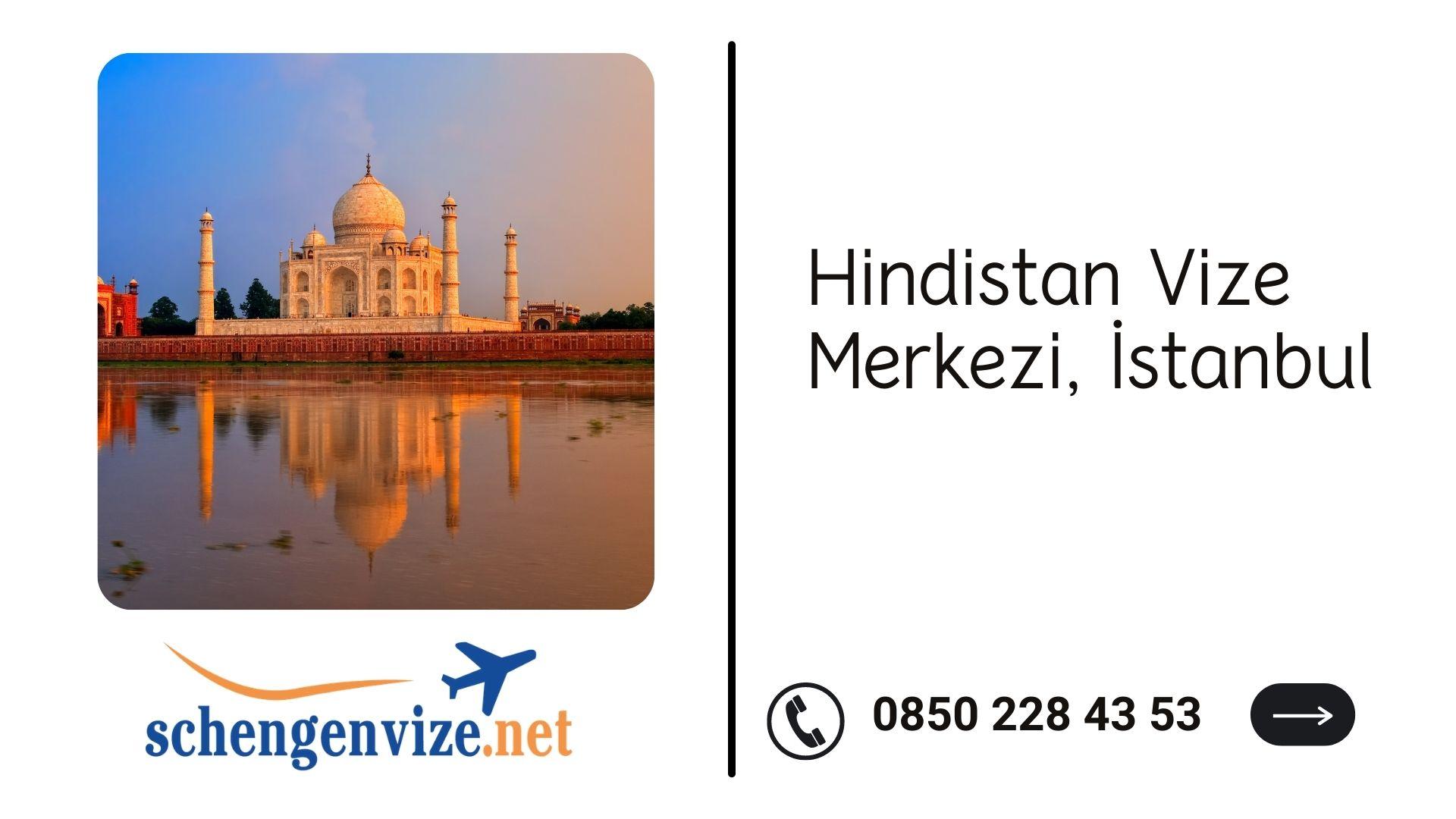 Hindistan Vize Merkezi, İstanbul