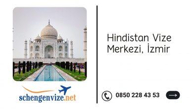 Hindistan Vize Merkezi, İzmir