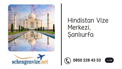 Hindistan Vize Merkezi, Şanlıurfa