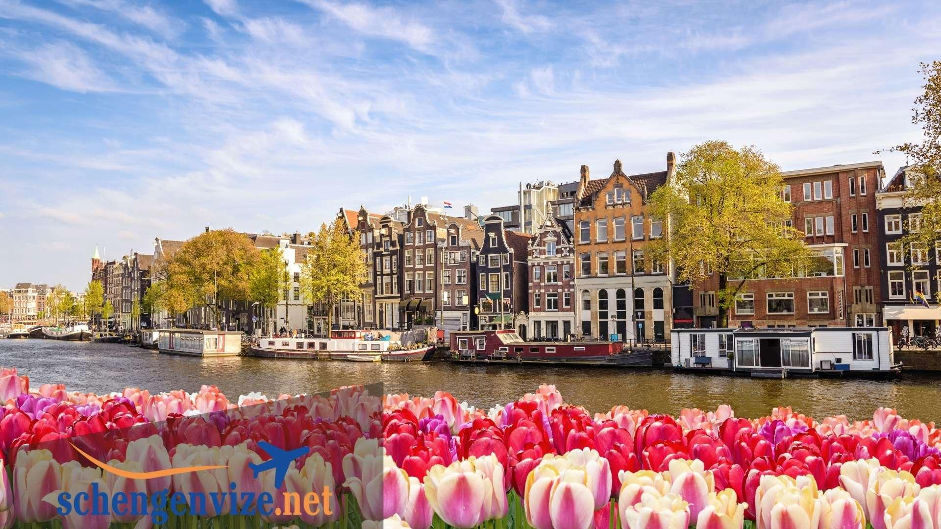 Hollanda Aile Ziyaret Vizesi için gerekli evraklar