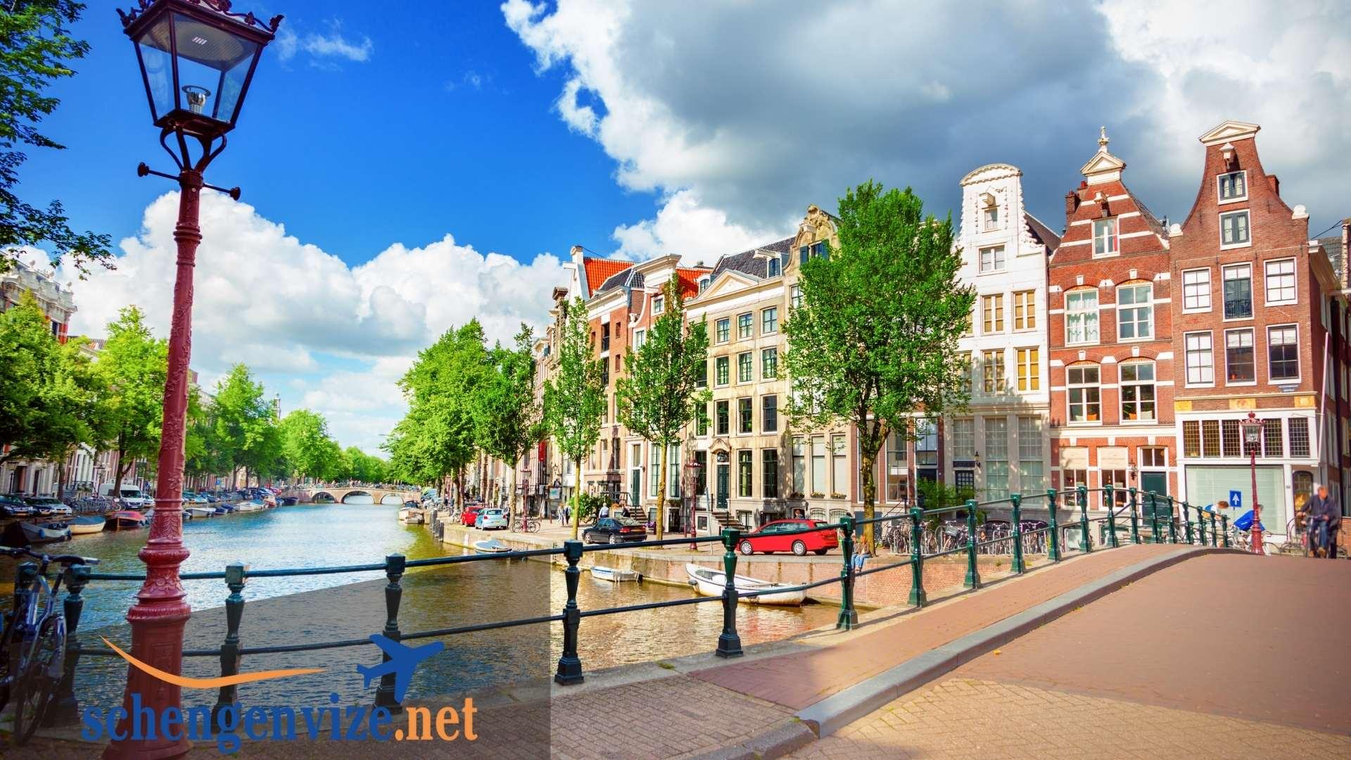Hollanda Aile Ziyareti Vizesi