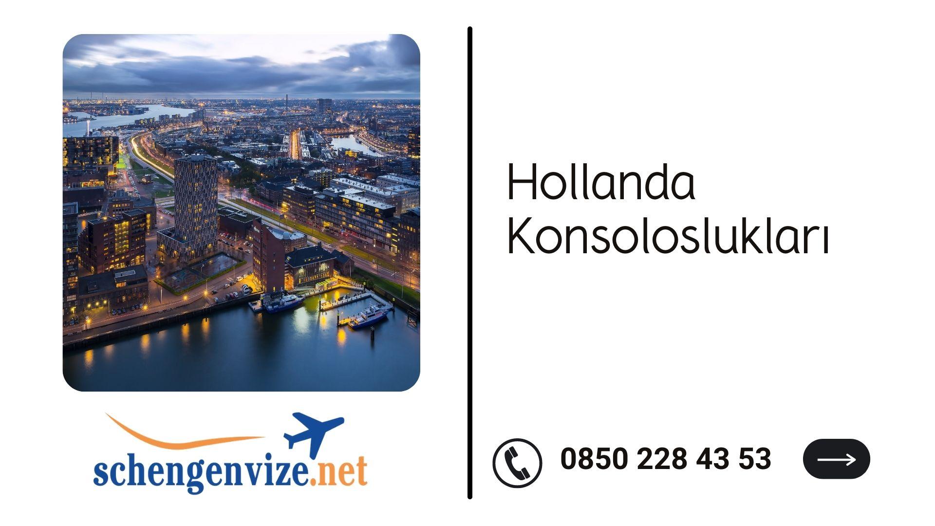 Hollanda Konsoloslukları