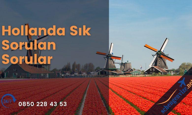 Hollanda Sık Sorulan Sorular