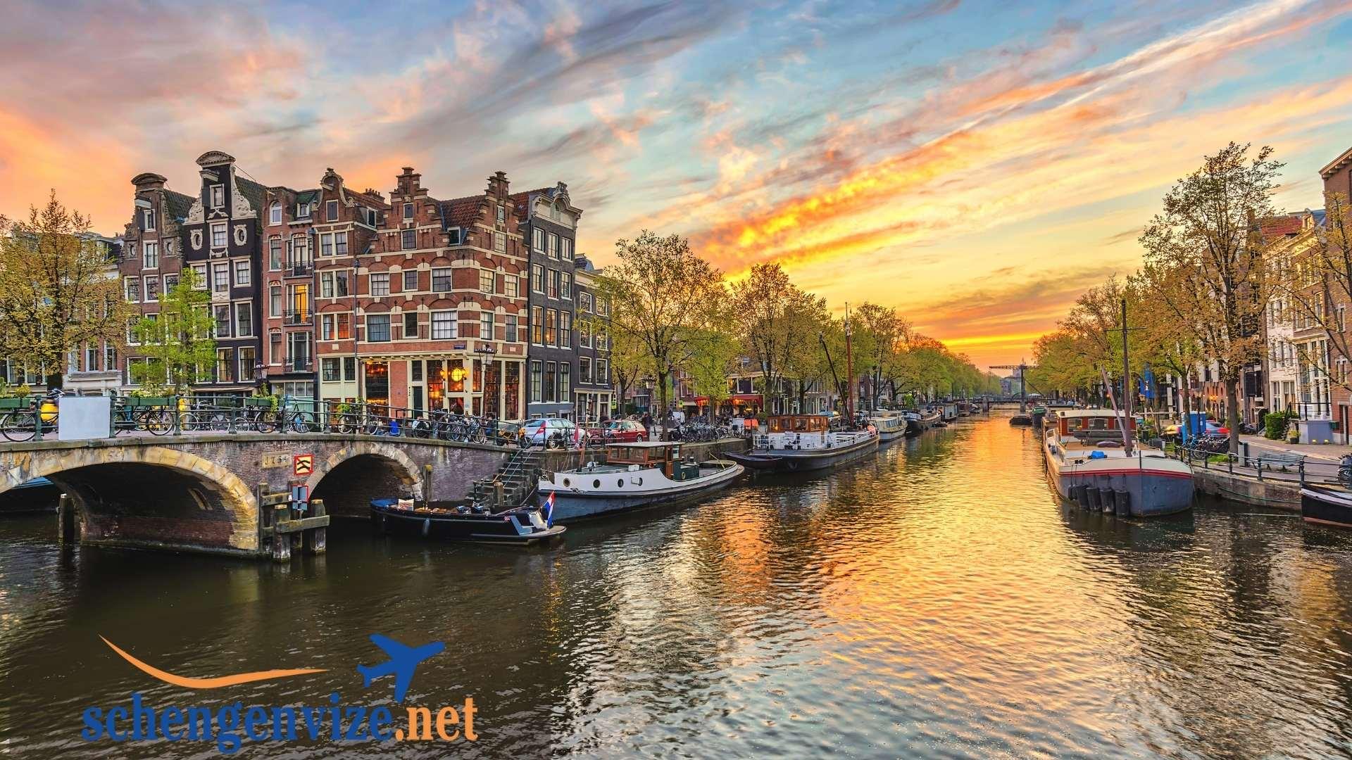 Hollanda Ticari Vize için gerekli evraklar