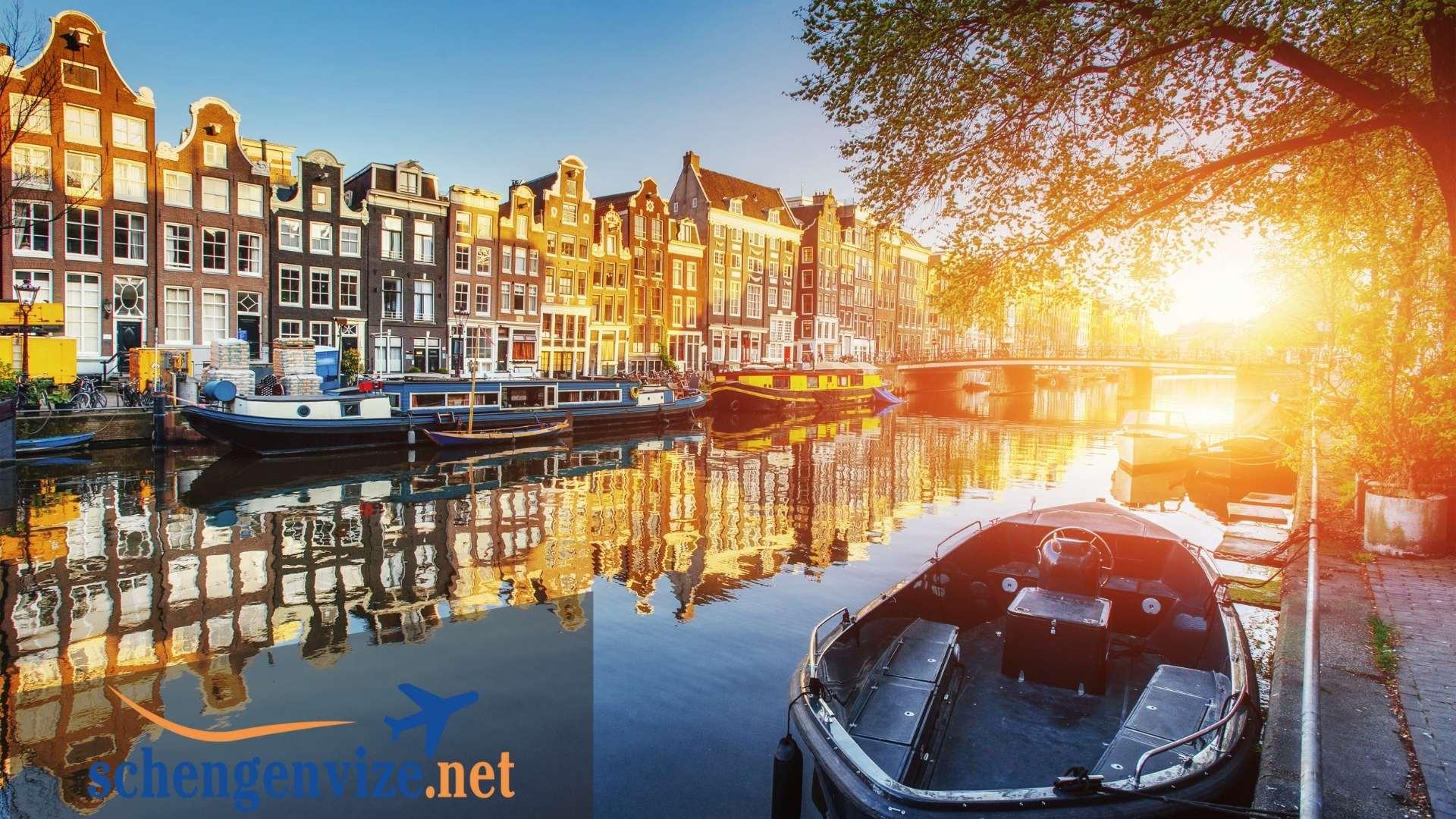 Hollanda Transit Vize