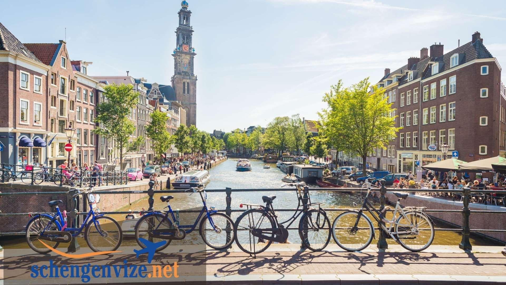 Hollanda Turistik Vize Başvurusu Nereye Yapılmalıdır