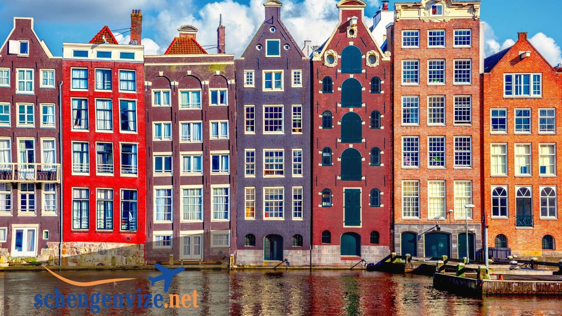 Hollanda Turistik Vize İçin Gerekli Olan Evraklar