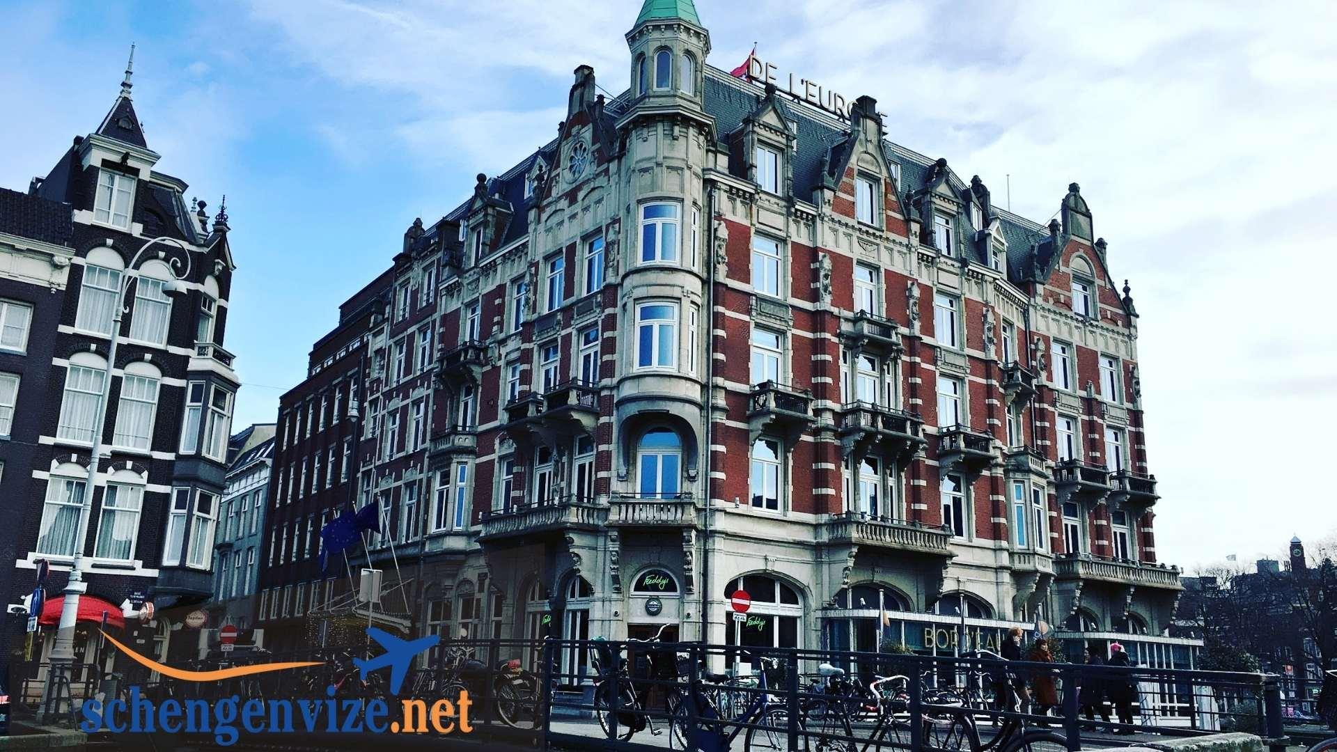 Hollanda Turistik Vize-Schengen Vize