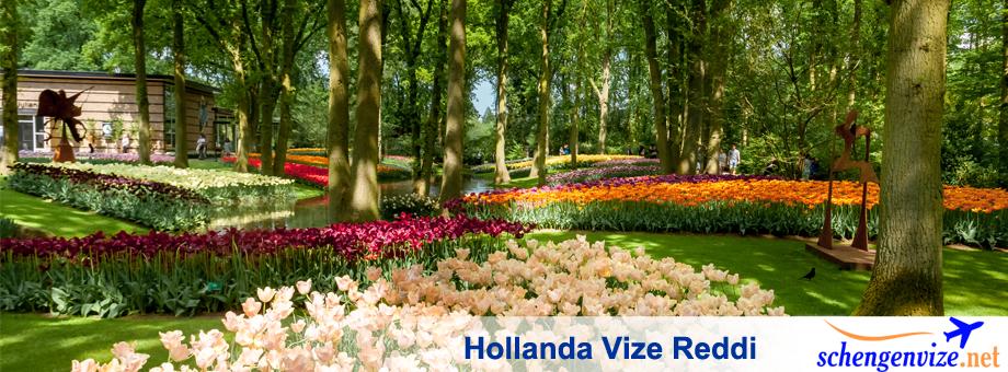 Hollanda Vize Reddi