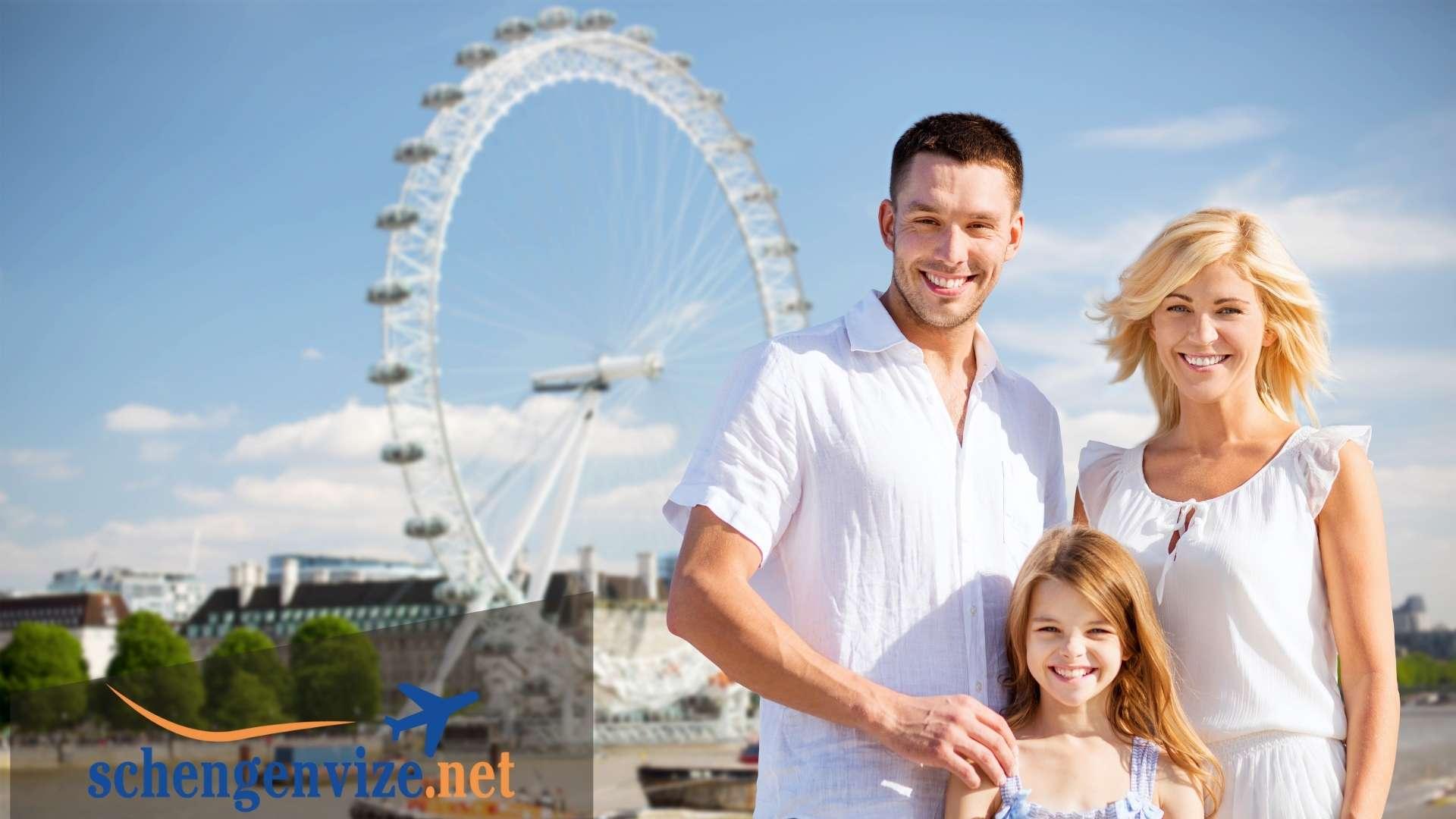 İngiltere Aile Ziyaret Vizesi için Gerekli Evraklar Nelerdir?