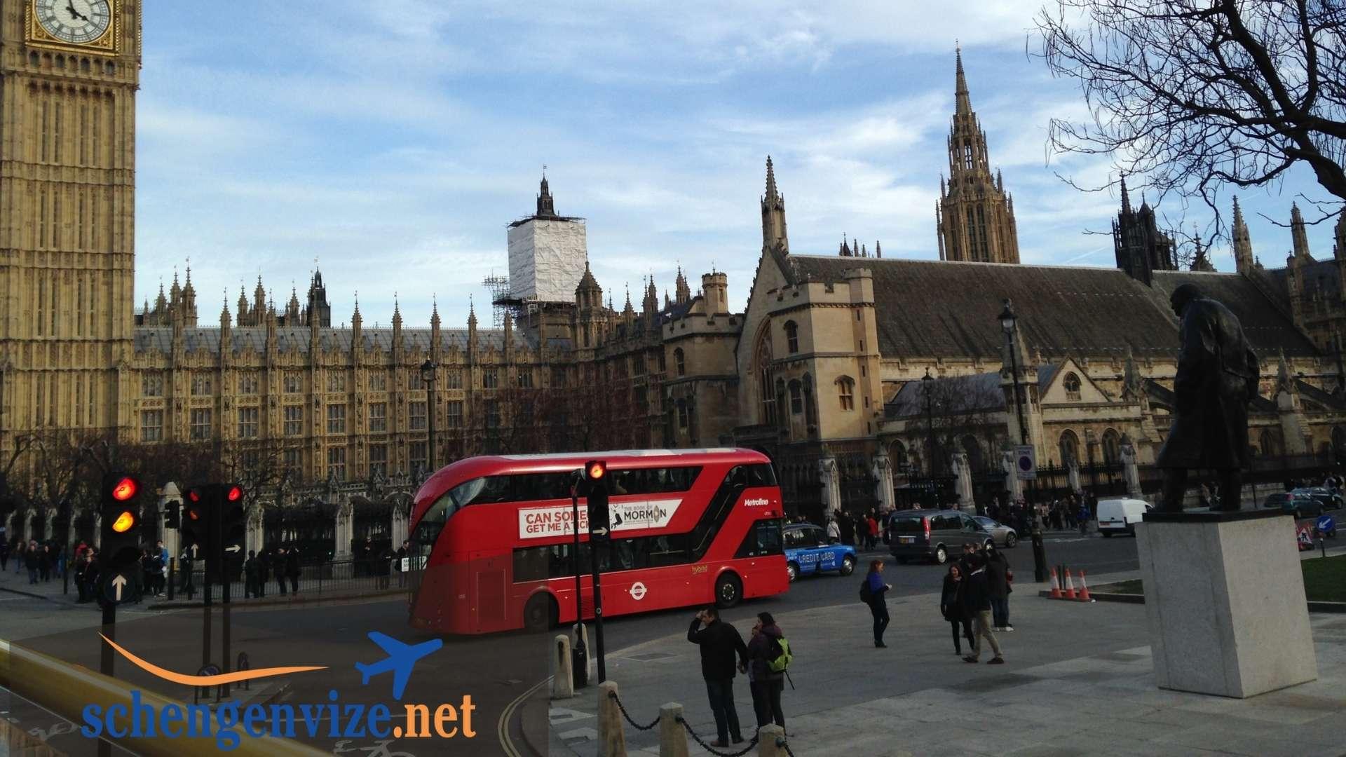 İngiltere Aile Ziyareti Vize Dilekçesi