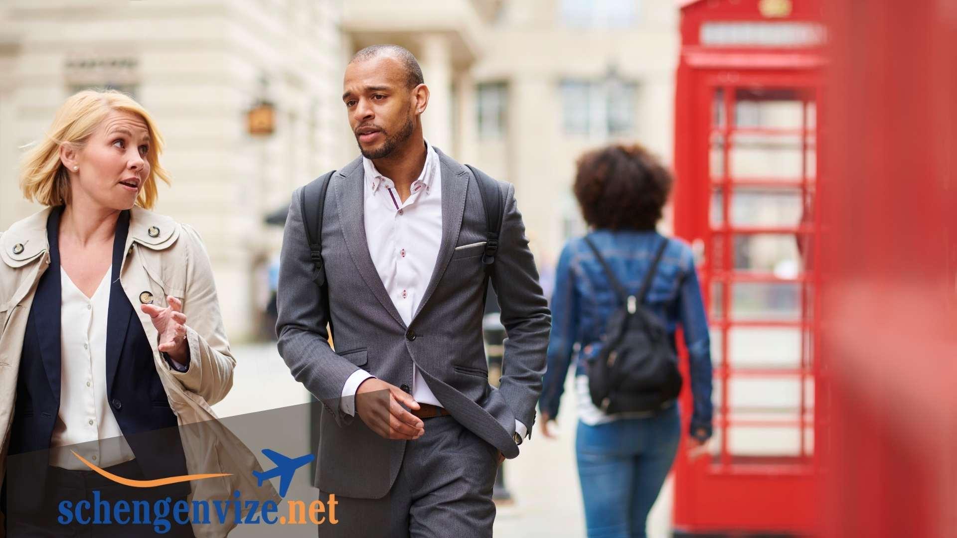 İngiltere Ticari Vize Başvurusunda İstenilen Evraklar Nelerdir?