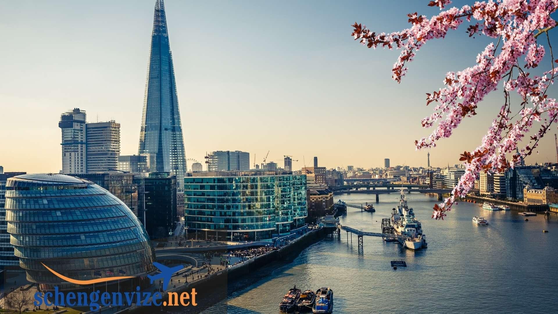 İngiltere Turistik Vize için Online Başvuru Nedir?