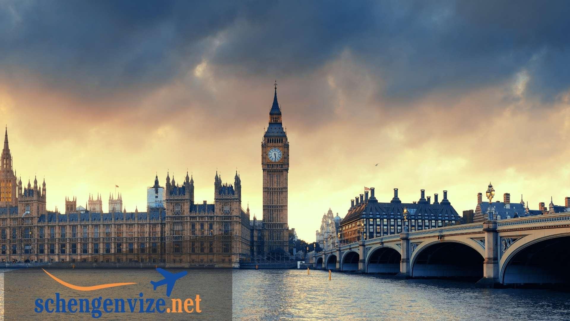 İngiltere Vize Başvuru Formu Nasıl Doldurulur?