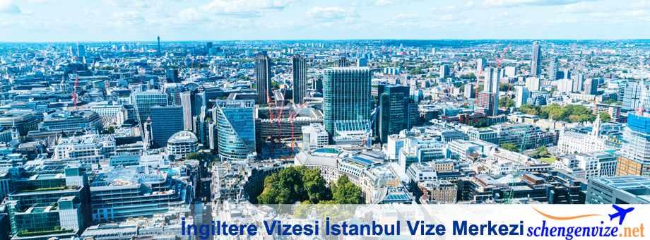 İngiltere Vizesi İstanbul Vize