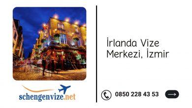 İrlanda Vize Merkezi, İzmir