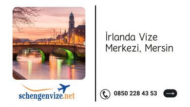 İrlanda Vize Merkezi, Mersin