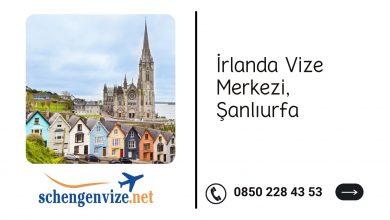 İrlanda Vize Merkezi, Şanlıurfa