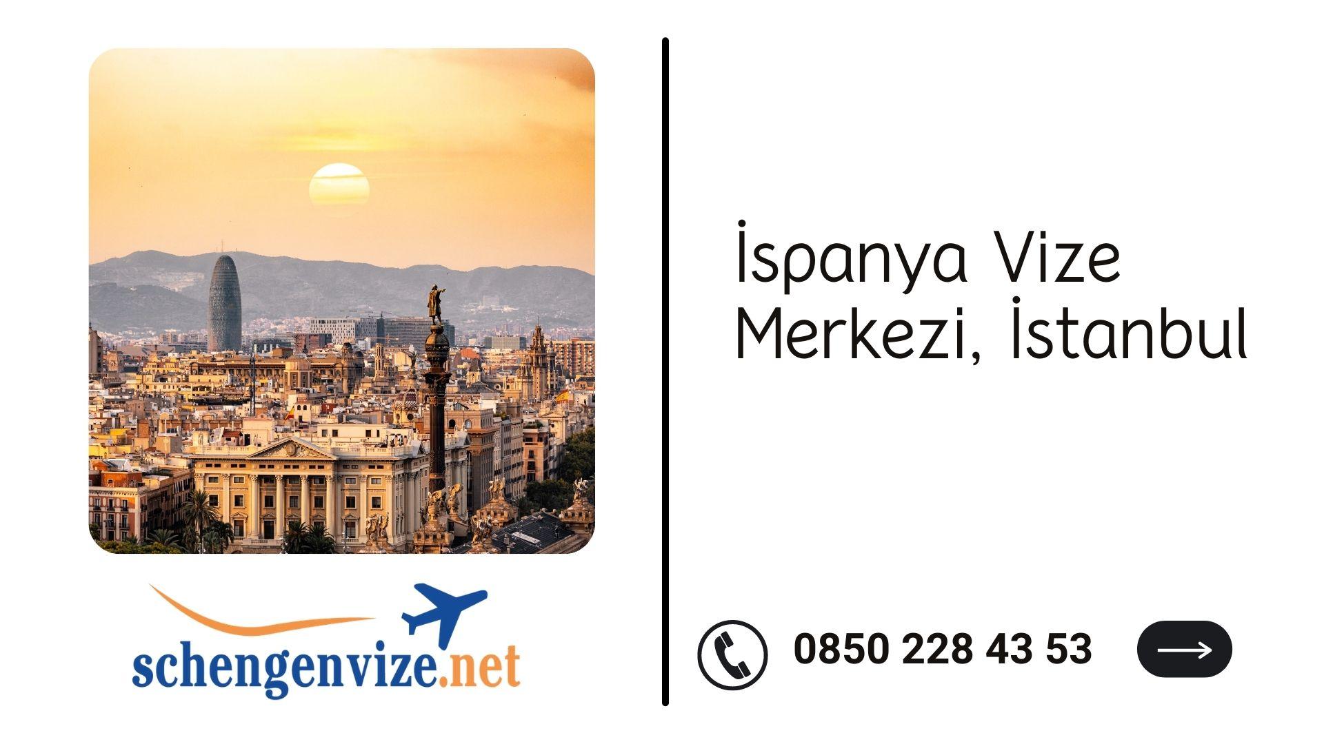 İspanya Vize Merkezi, İstanbul