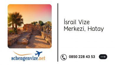 İsrail Vize Merkezi, Hatay