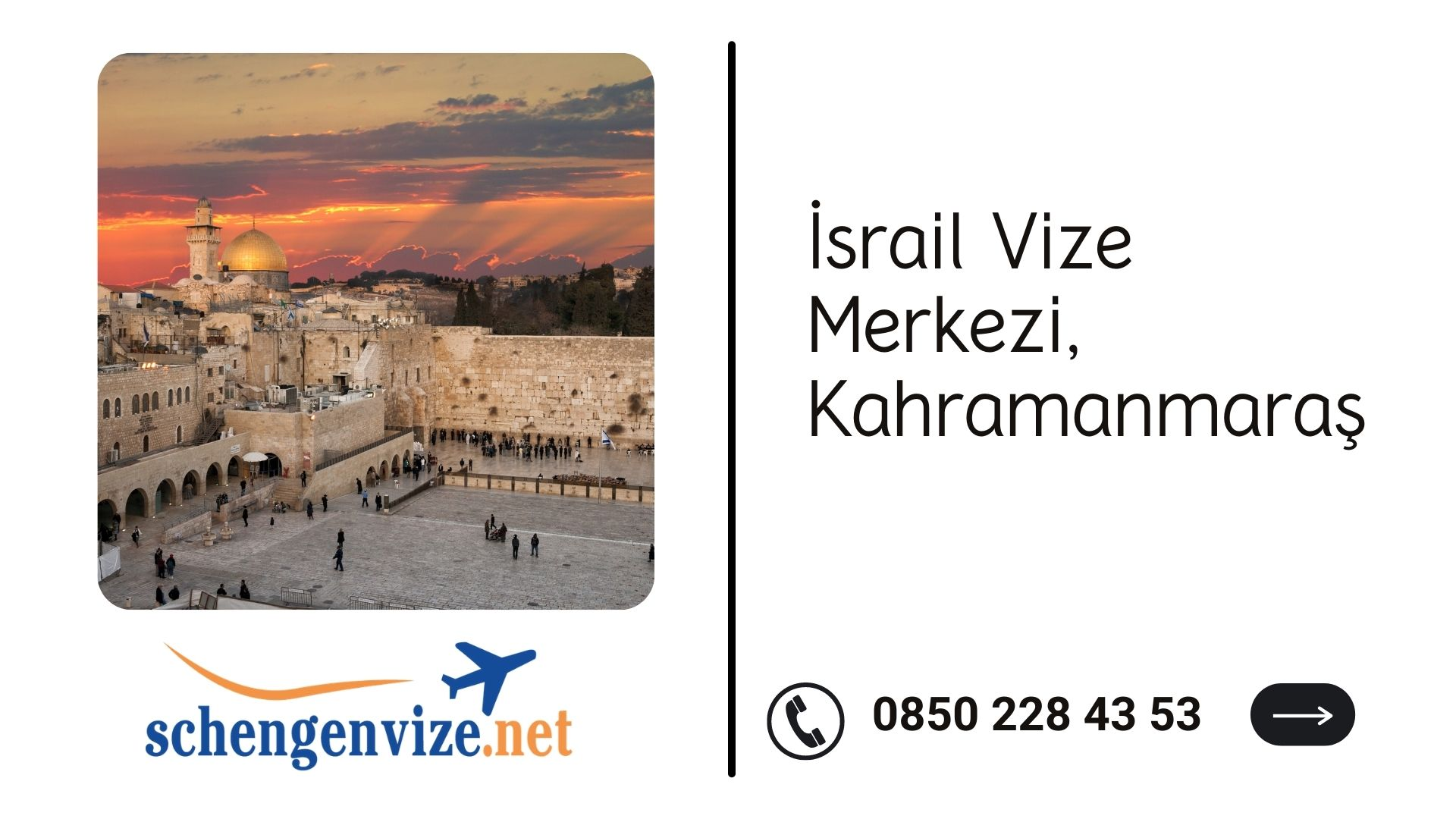 İsrail Vize Merkezi, Kahramanmaraş