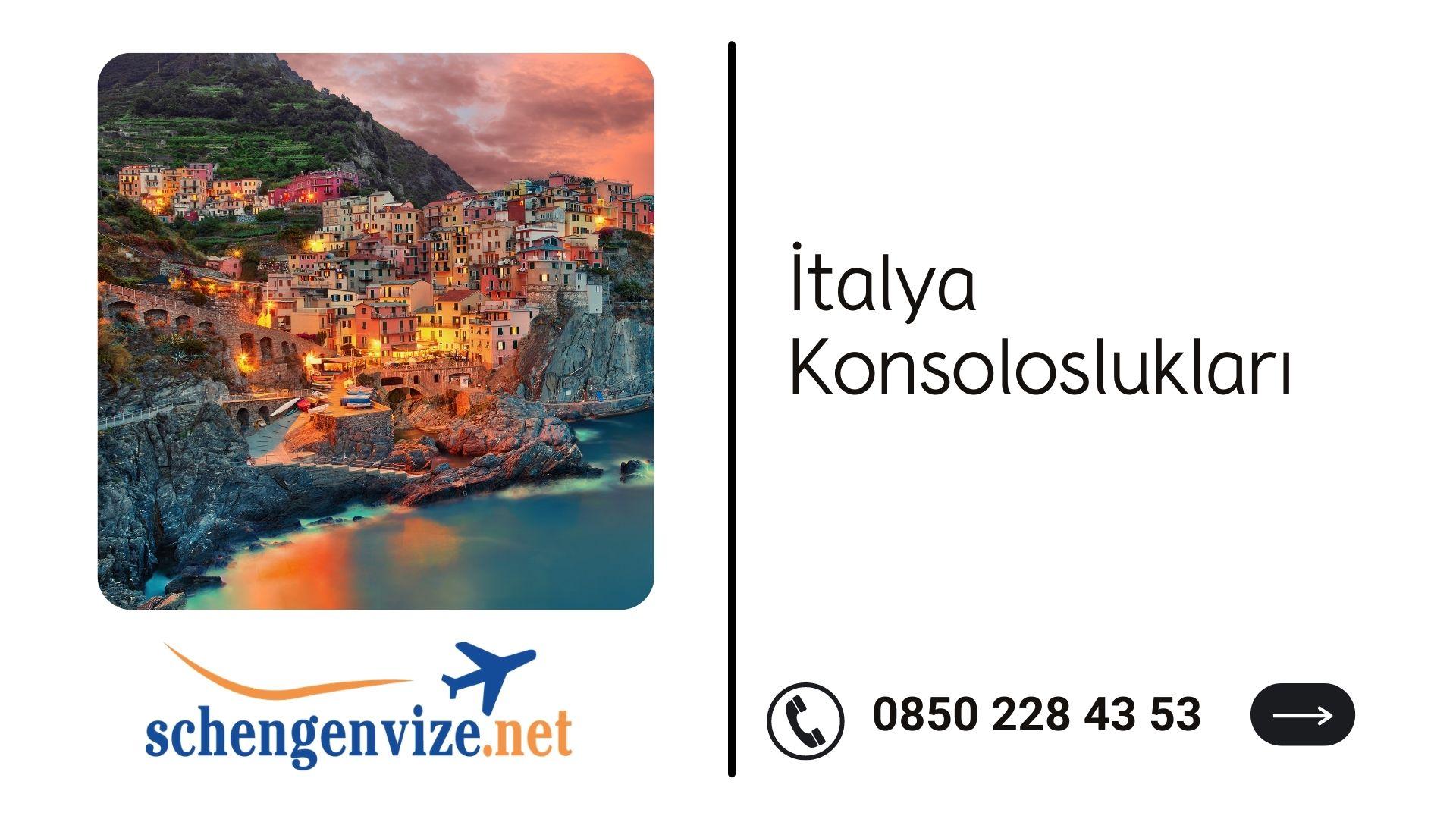 İtalya Konsoloslukları