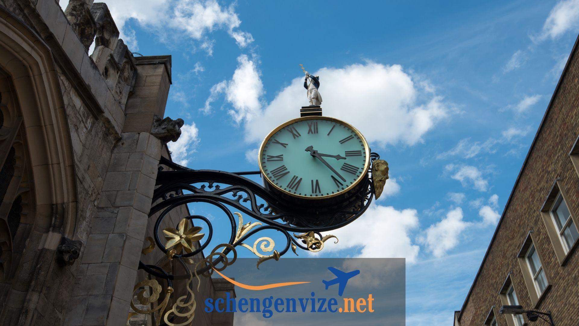 İtalya Saat Kaç?