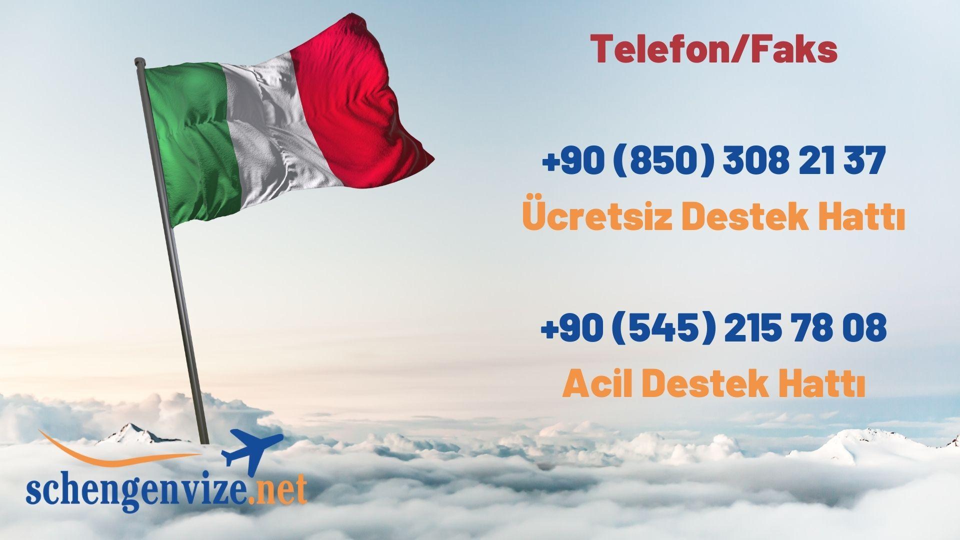 İtalya Transit Vize İstiyor Mu