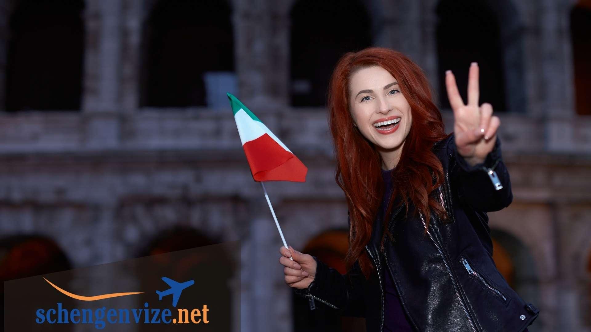 İtalya Turistik Vize Başvuruları