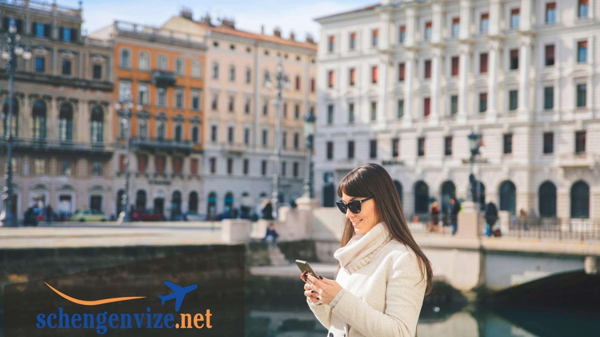 İtalya Turistik Vize İşlemleri