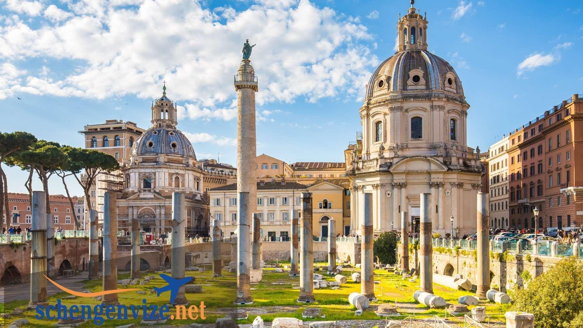 İtalya VFS Global Başvuru Merkezleri Nerede?