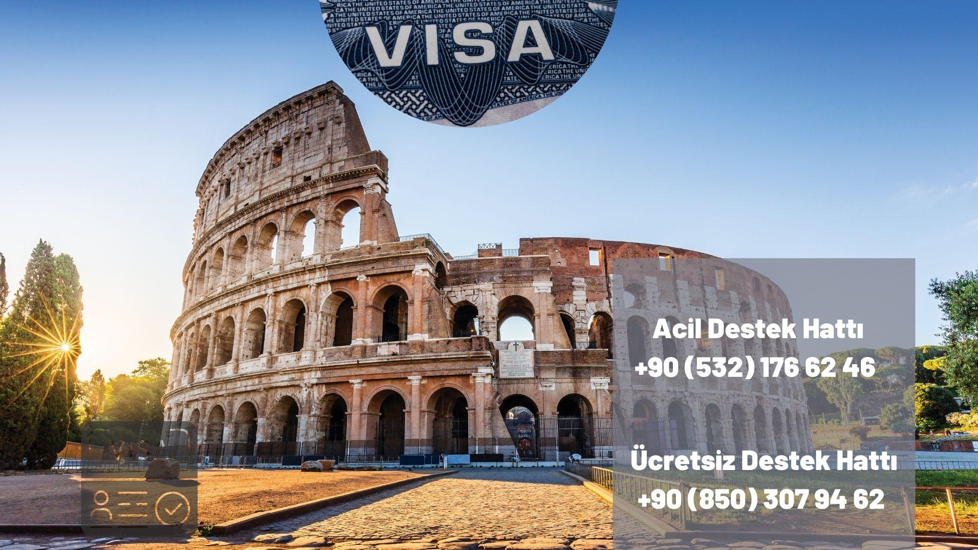 İtalya VFS Global Randevu