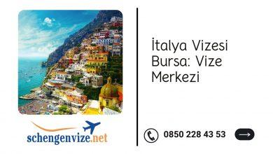 İtalya Vizesi Bursa: Vize Merkezi