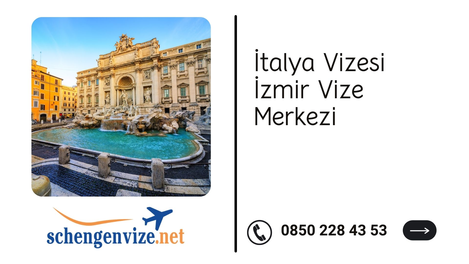 İtalya Vizesi İzmir Vize Merkezi