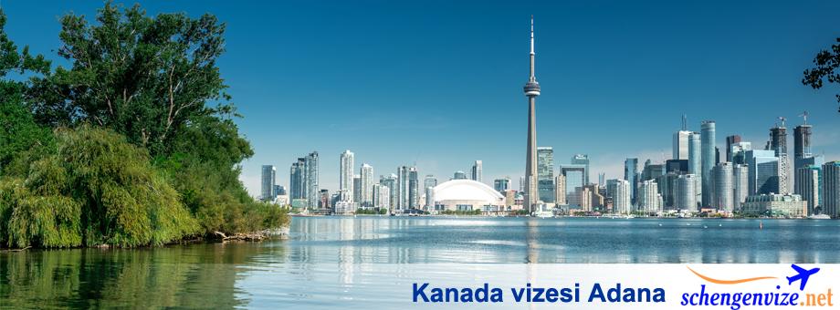 Kanada vizesi Adana