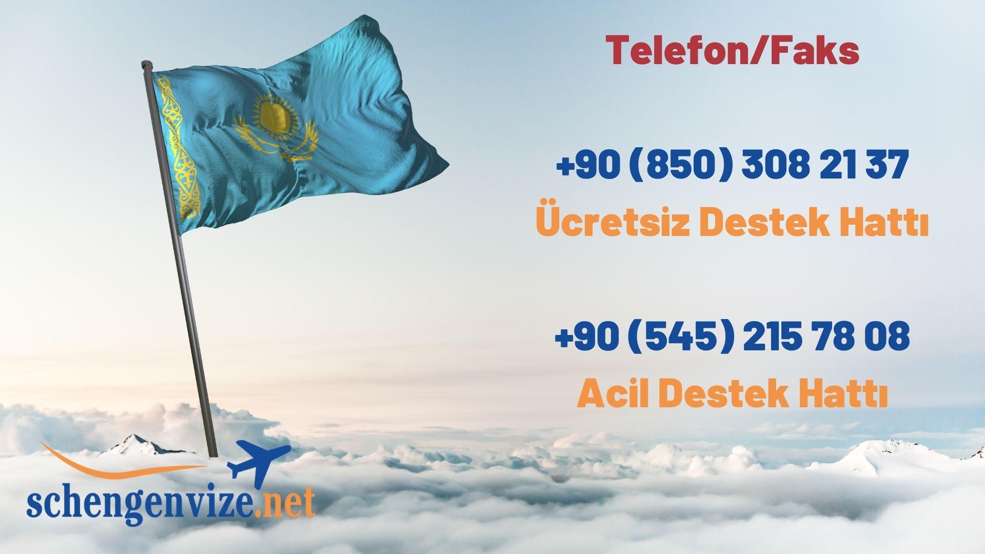 Kazakistan Vize İstiyor Mu