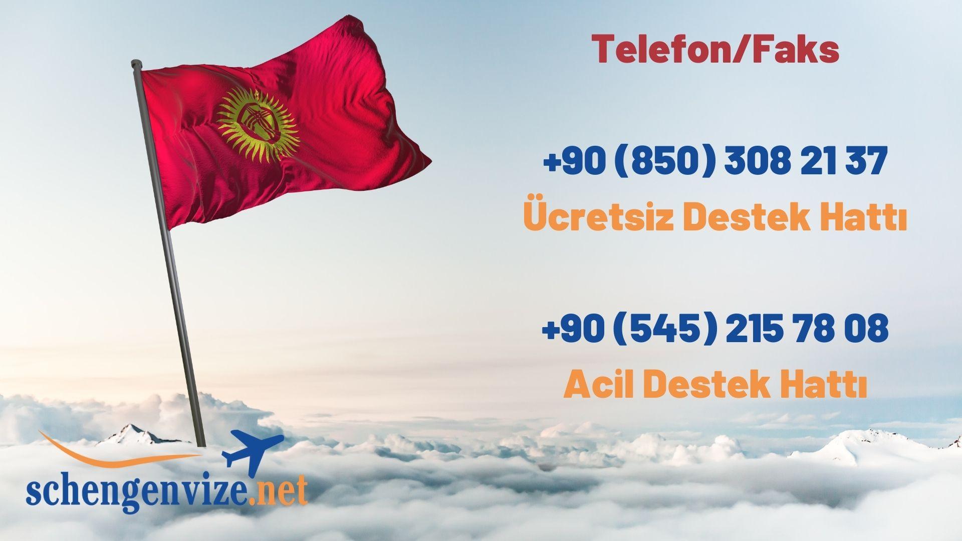 Kırgızistan Vize İstiyor Mu