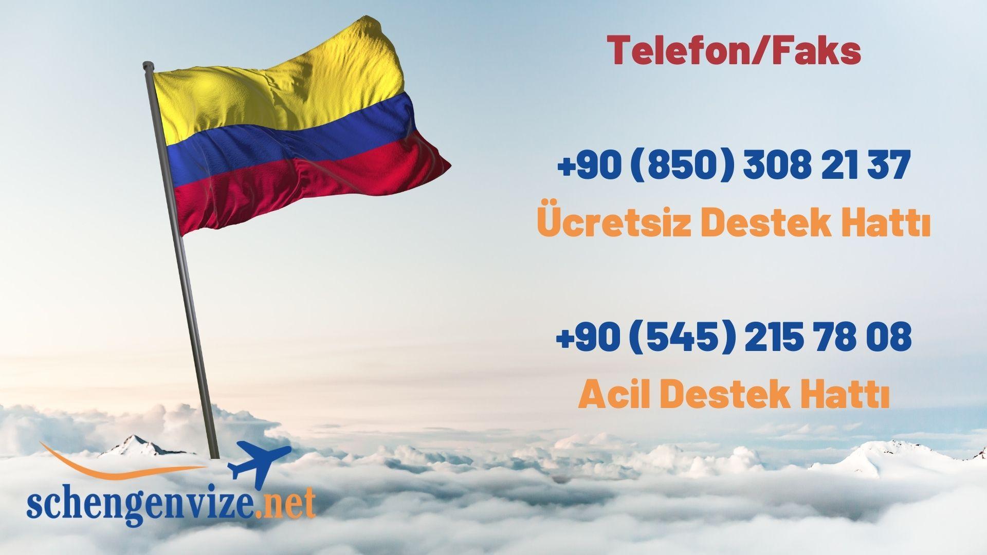Kolombiya Vize İstiyor Mu