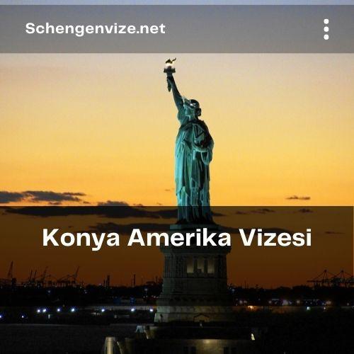 Konya AmerikaVizesi