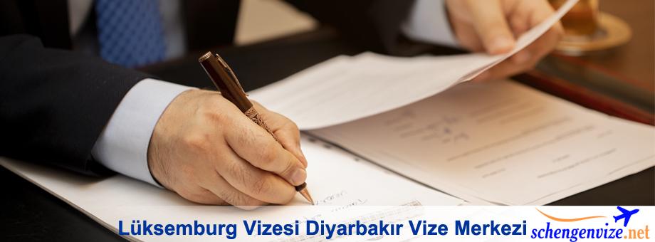 Lüksemburg Vizesi Diyarbakır Vize Merkezi