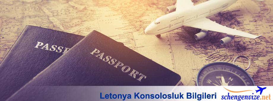 Letonya Konsolosluk Bilgileri