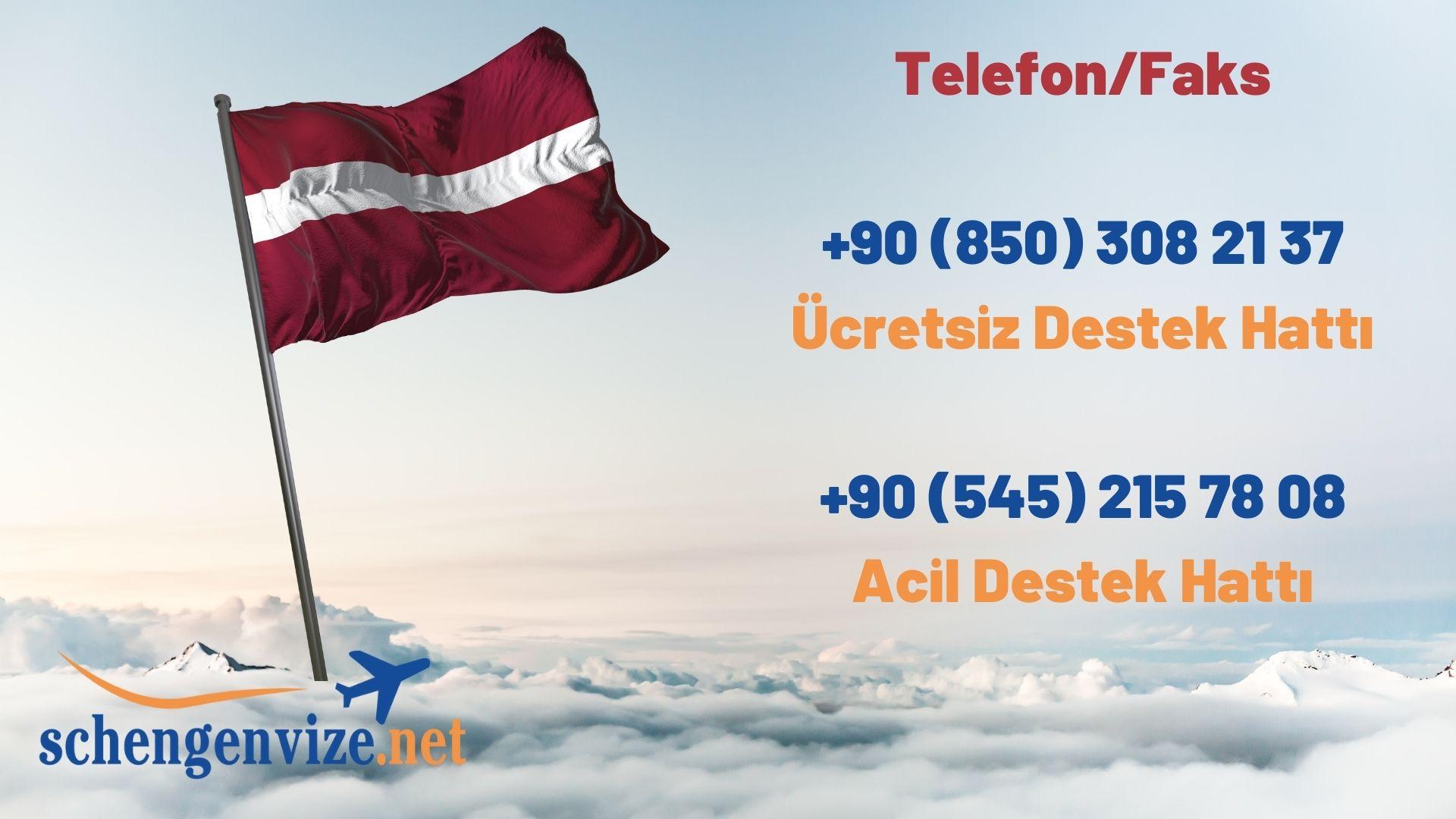 Letonya Vize İstiyor Mu?