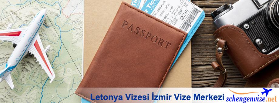Letonya Vizesi İzmir Vize Merkezi