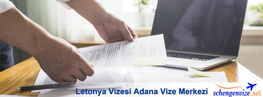 Letonya Vizesi Adana Vize Merkezi