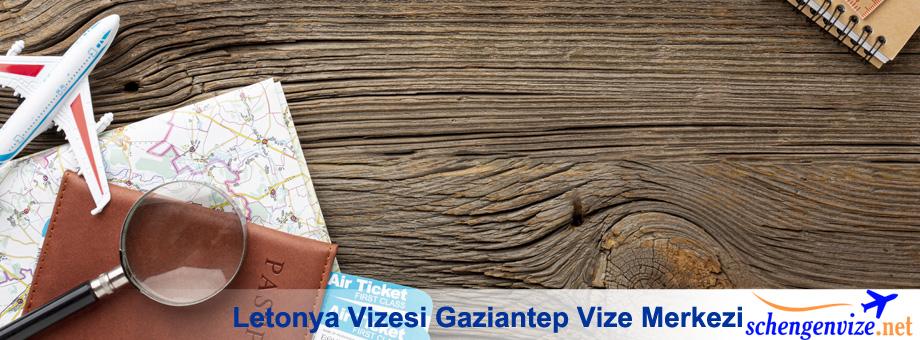 Letonya Vizesi Gaziantep Vize Merkezi