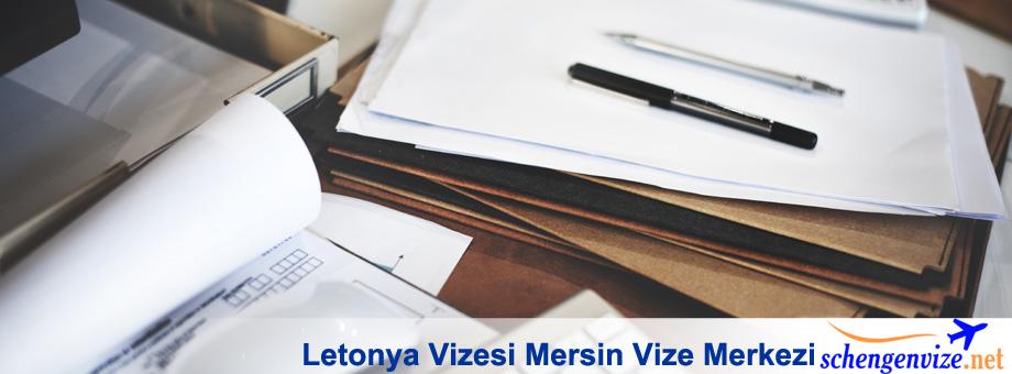 Letonya Vizesi Mersin Vize Merkezi