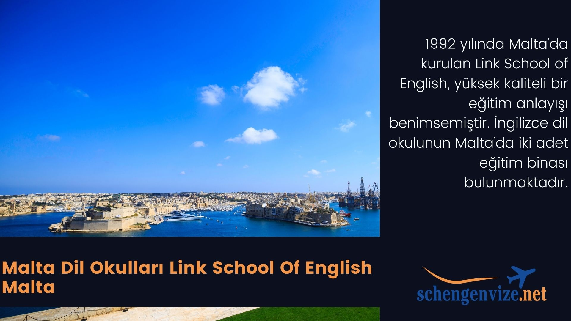 Link School Of English Malta